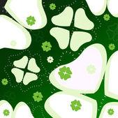 Resumen de patrones florales sin fisuras — Vector de stock