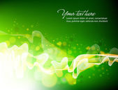 Abstract Vector Smoke Background — Stock Vector