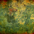Wall - grunge texture and background — Stock Photo
