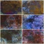 textura de fondo pintado grunge — Foto de Stock
