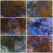 Painted Grunge Background Texture — Stock Photo