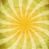Vintage Grunge Sun Background — Stock Photo