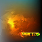 Abstract Vector Background Design — 图库矢量图片