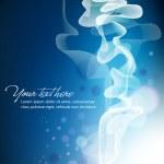Abstract Vector Smoke Background — Stock Vector #31324097