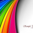 ストックベクタ: Abstract Colorful Background