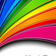 Abstract Colorful Background — Stockvector