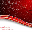 Christmas Background — Vector de stock #31706623