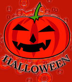 Halloween background images for Halloween holiday — Stock Photo