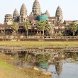 Angkor Wat architecture in Cambodia — Stock Photo
