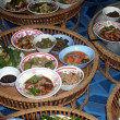 Thai foods set - Stock Photo