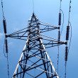 Stock Photo: Photo of power line