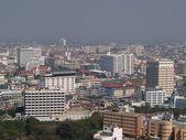 Sea view in pattaya — Stock Photo