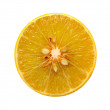 Abstract background citrus  lime slices - Stock Photo
