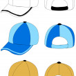 Baseball Cap — Stock Vector