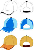 Baseball Cap — Stock Vector