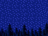 矢量树木的叶子 — 图库矢量图片