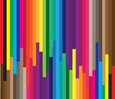 El resumen de antecedentes — Vector de stock