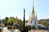 Wat tham kuha sawan, Ubon ratchathani , Thailand — Stock Photo
