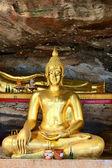 Wat tham kuha sawan, ubon ratchathani, Tailândia — Fotografia Stock