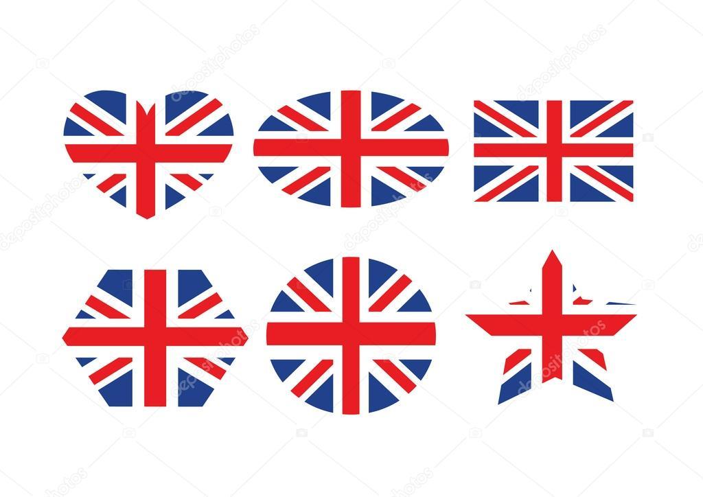 Irlandii Północnej Flaga Irlandii Północnej Pomysł