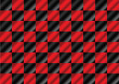 Racing flags Background — Stock vektor