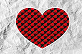 Heart and Valentines day — Stock Photo