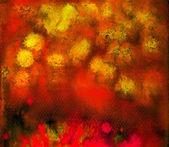Abstrait art aquarelle main peinture — Photo