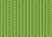 Abstract background Brazil flag concept idea design — Stock Vector