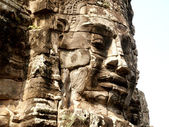 Khmer architecture Bayon temple — Photo