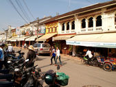 Siem Reap market Cambodia — Stock Photo