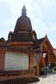 Redactioneel gebruik enige - thailand - 28 juni: phra Boeddha model in w — Stockfoto