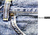 jeans texture Illustrations — Stockvektor