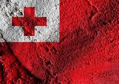 Flag of Tonga themes idea design — Stock Photo