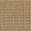 Seamless (Tileable) Fabric Jute Texture Pattern Closeup — Stock Photo