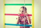 Child athlete  — Stock Photo