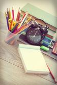 School equipment — Stock Photo