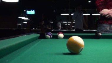 Billiards — Stock Video