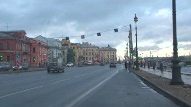 Saint-Petersburg — Stock Video