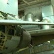 Stock Video: Museum of Flight