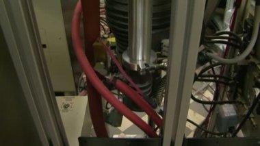 The compressor in the laboratory — Stock Video