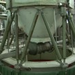 Stock Video: Module of spacecraft