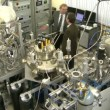 Laboratory of nanotechnologies - Stock Photo