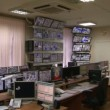 Stock Video: Control video surveillance