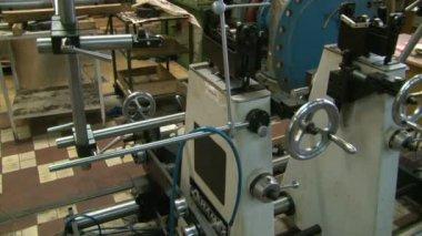 Industrial plant, the enterprise — Stock Video #15754763