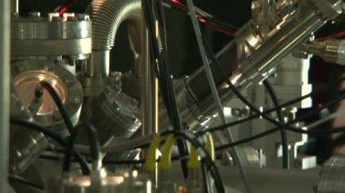 Laboratory of nanotechnologies — Stock Video