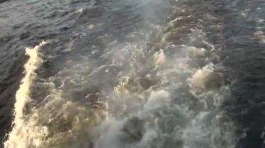Bateaux à moteur — Vidéo