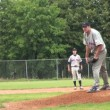 Stock Video: Game of baseball