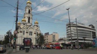 Yekaterinburg. — Stock Video
