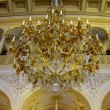 Stock Video: Halls of state Hermitage Museum in St. Petersburg