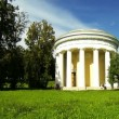 The temple of Friendship in Pavlovsk — Stock Video